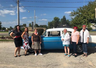 Gladwin County Record Classic Car Calendar Launch